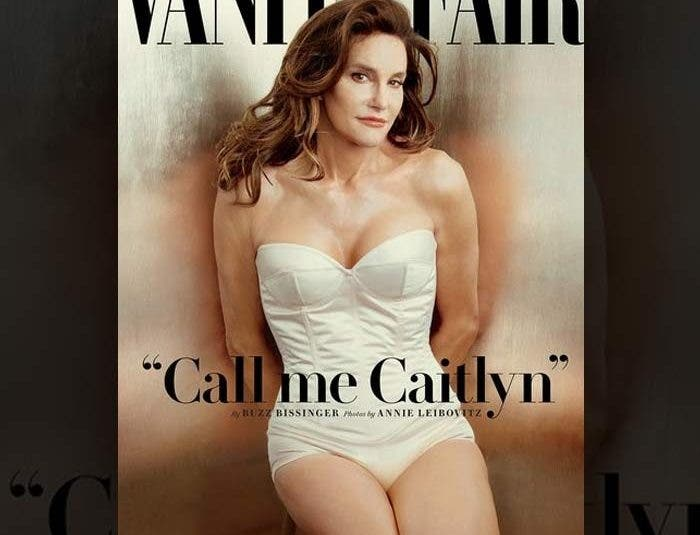 Bruce Jenner as a Woman: Say Hello to Caitlyn