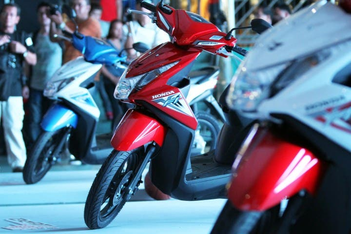 New-Gen Honda BeAT