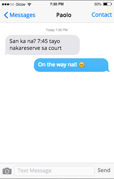 7 Palusot Texts Your Friends Send 1