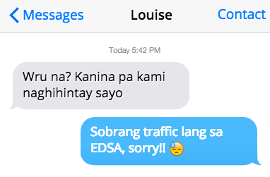 7 Palusot Texts Your Friends Send 2