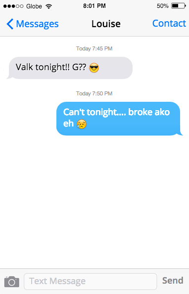 7 Palusot Texts Your Friends Send 3