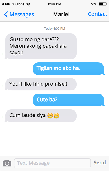 7 Palusot Texts Your Friends Send 5