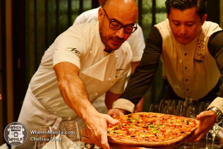 A Taste Of Italy: Sofitel's Spiral Buffet presents Chef Toni Rossetti