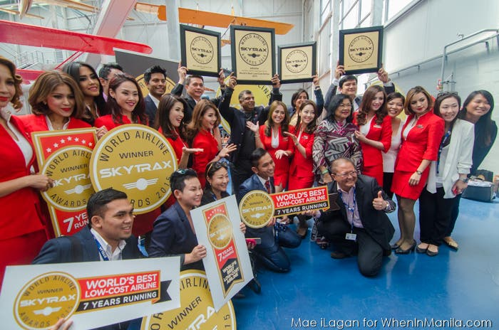 AirAsia SkyTrax World's Best Low Cost Airline Paris France When In Manila Mae Ilagan (11 of 31)
