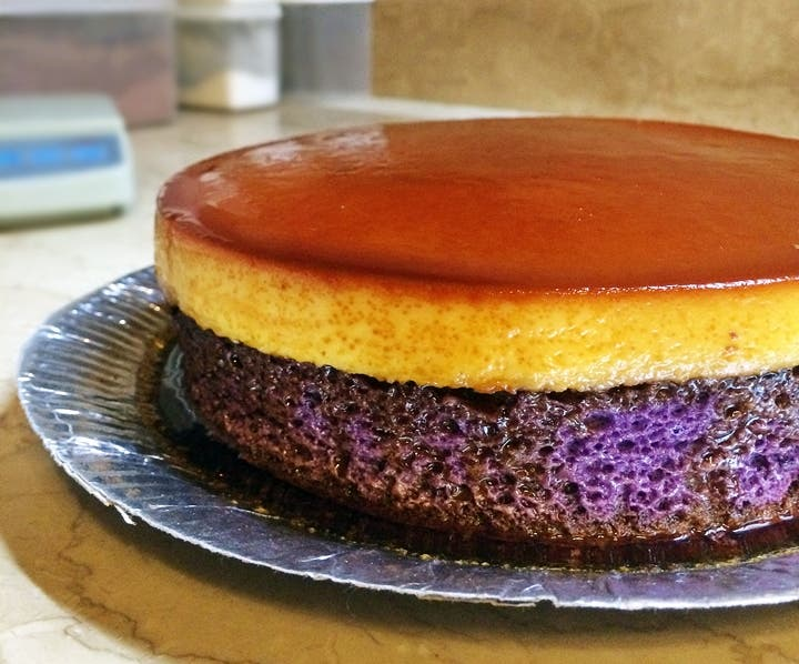 Permalink to Best Ube Leche Flan Cake Recipe