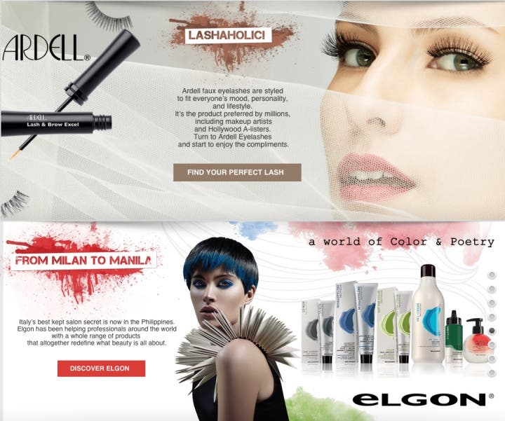Beauty Lane: Your Trusted Distributor of Cosmetics and Salon