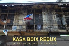 Boix House Redux Project Your Help Needed in Crowdfunding a Heritage House in Manila