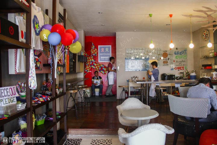 Puzzle Gourmet Shop and Cafe