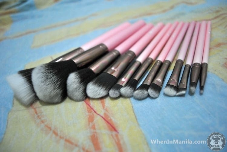 luxie makeup brushes