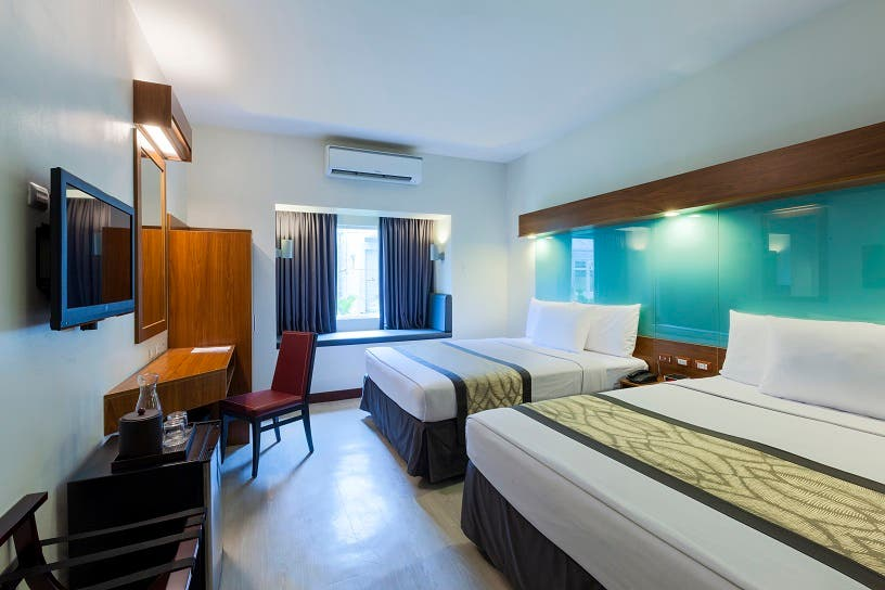 Microtel by Wyndham UP Technohub - Double Room