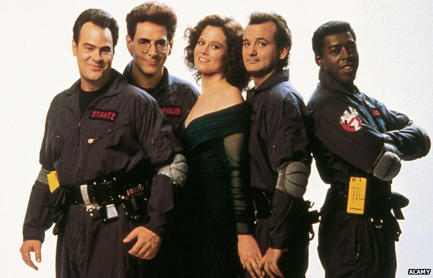 Original Ghostbusters Cast