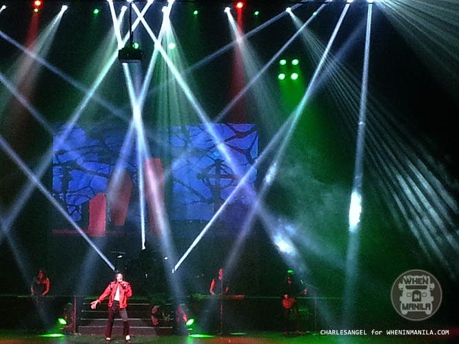 The Ultimate Tribute to Michael Jackson Review When In Manila CharlesAngel Singapore Marina Bay Sands Musical Concert WhenInManila (1)