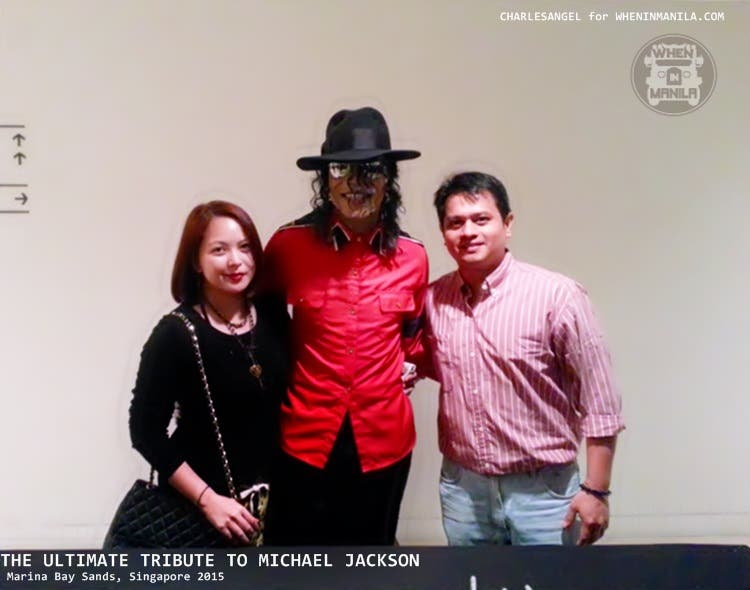 The Ultimate Tribute to Michael Jackson Review When In Manila CharlesAngel Singapore Marina Bay Sands Musical Concert WhenInManila (2)