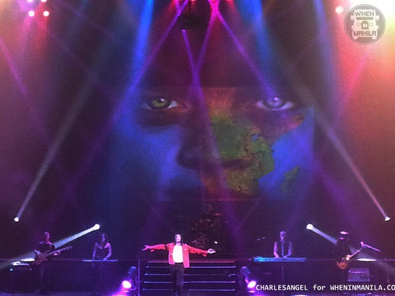 The Ultimate Tribute to Michael Jackson Review When In Manila CharlesAngel Singapore Marina Bay Sands Musical Concert WhenInManila (6)