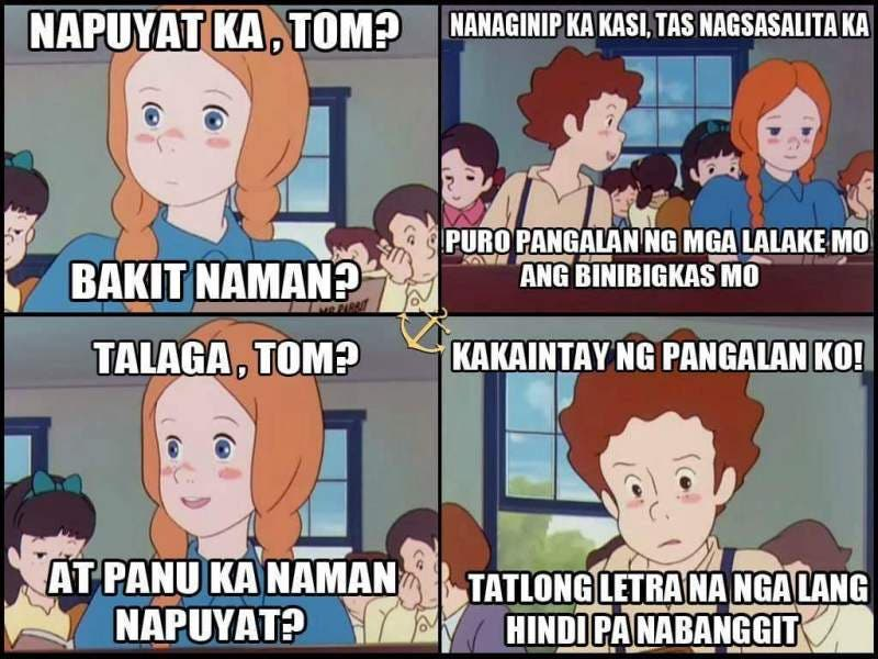 Funny Tagalog Meme Jokes : 90's kids can relate: a compilation of tom sawyer memes when in manila