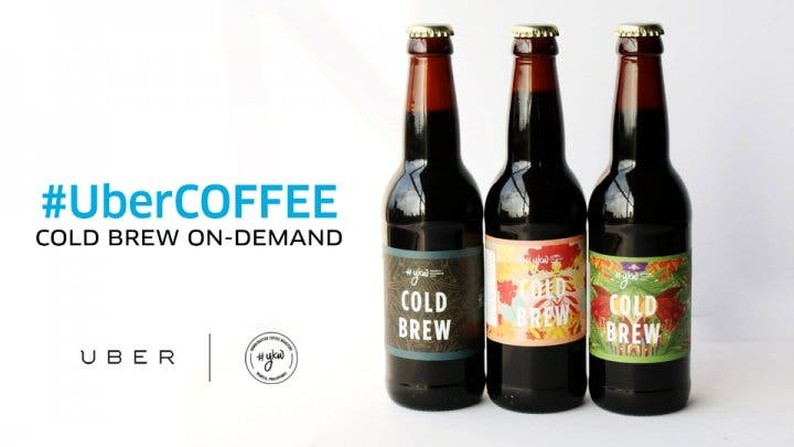 UberCOFFEE Edsa Beverage Design Group Cold Coffee Brew