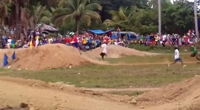 WATCH Motocross in the Philippines... Without Any Motorcycles