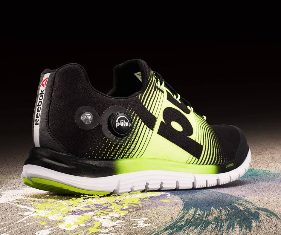 6502beeebaf Revolutionizing The Pump technology with the unique Reebok ZPump Fusion is  part of Reebok s mission to change how people perceive and experience  fitness.