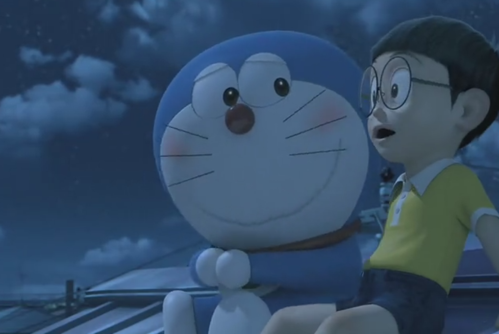 Stand By Me Doraemon the movie
