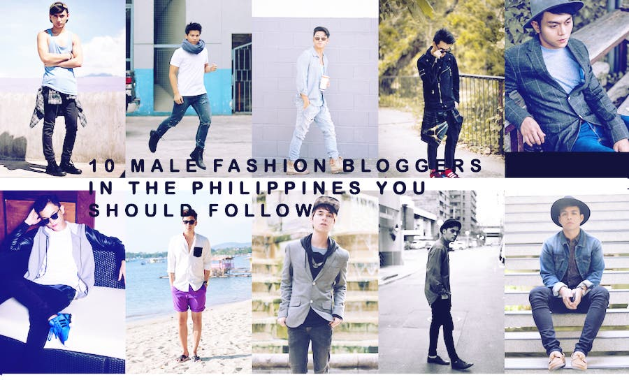 Wheninmanilaootd 10 Male Fashion Bloggers In The Philippines You