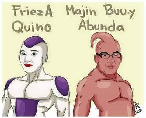 Check Out These Dragon Ball Z Characters Based on Filipino Celebrities 3