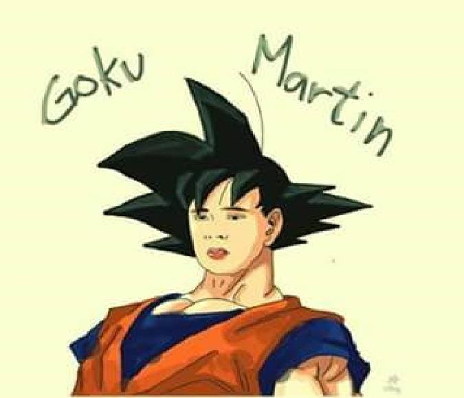 Check Out These Dragon Ball Z Characters Based on Filipino Celebrities 4