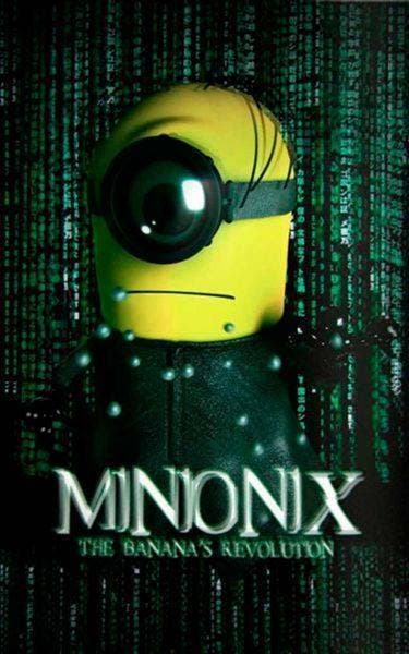 Check Out These Pop Culture Icons as Minions 10
