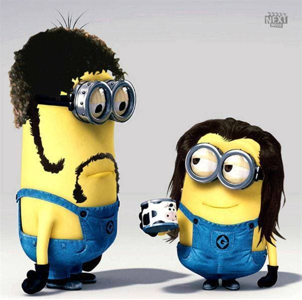 Check Out These Pop Culture Icons as Minions 12