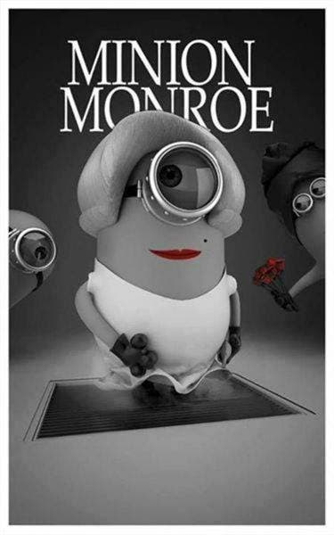 Check Out These Pop Culture Icons as Minions 14