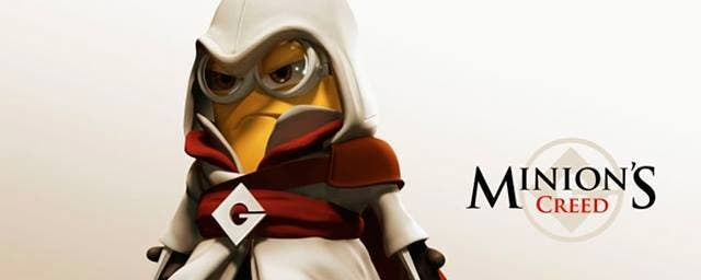 Check Out These Pop Culture Icons as Minions 17