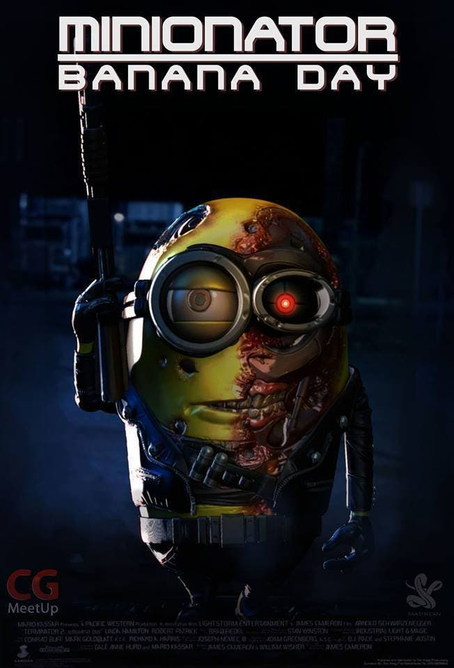 Check Out These Pop Culture Icons as Minions 18