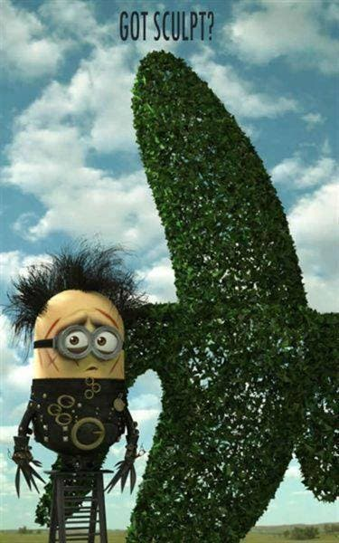 Check Out These Pop Culture Icons as Minions 19
