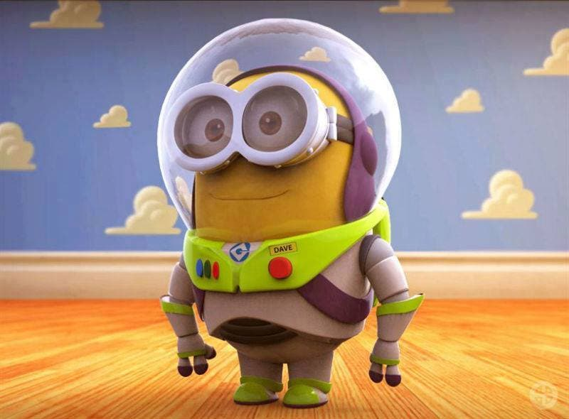 Check Out These Pop Culture Icons as Minions 2