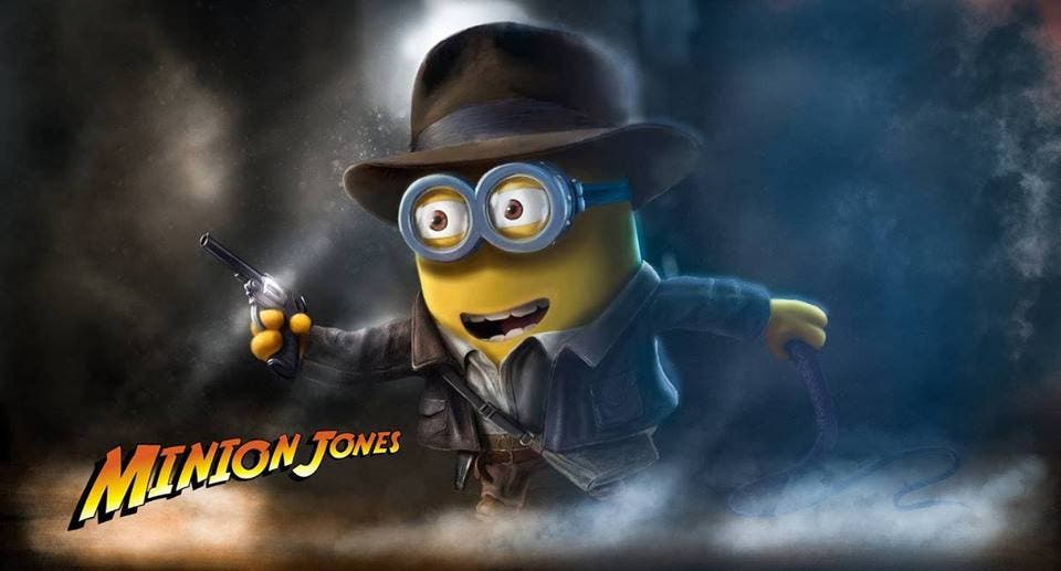 Check Out These Pop Culture Icons as Minions 20