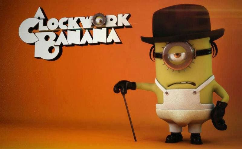 Check Out These Pop Culture Icons as Minions 4