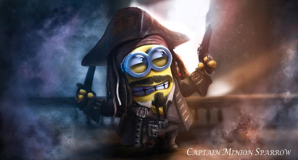 Check Out These Pop Culture Icons as Minions 6