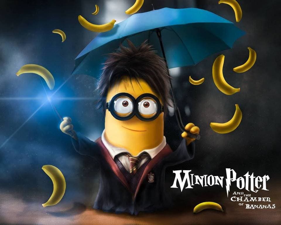Check Out These Pop Culture Icons as Minions 7