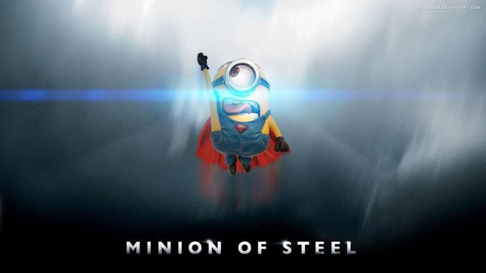 Check Out These Pop Culture Icons as Minions 8