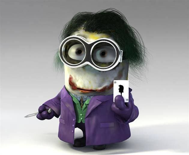 Check Out These Pop Culture Icons as Minions 9