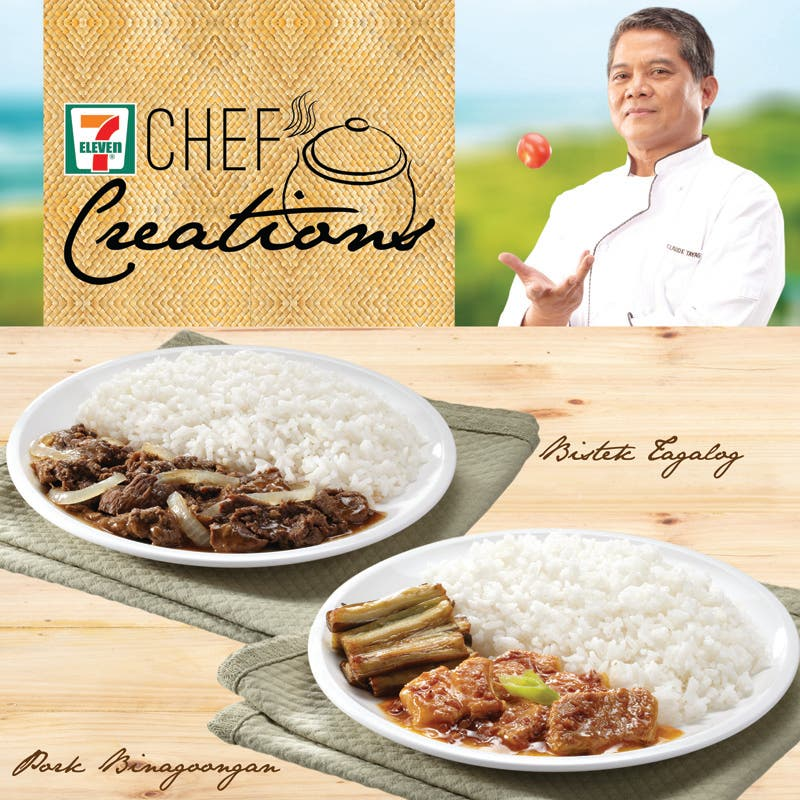 Chef Creations Ad