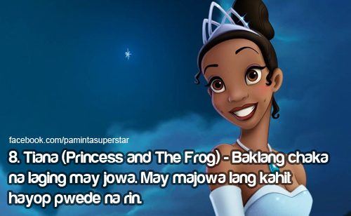 Disney Baklang Princess 10