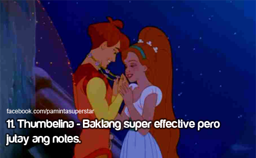 Disney Baklang Princess 12