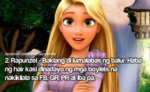 Disney Baklang Princess 2