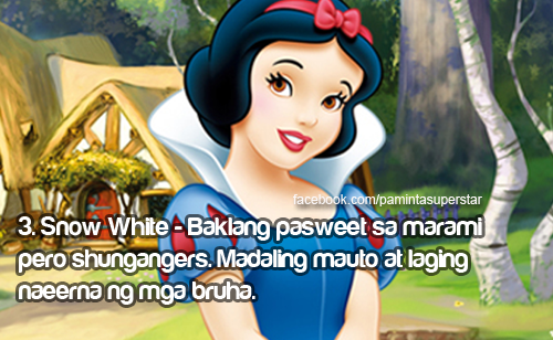 Disney Baklang Princess 4