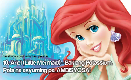 Disney Baklang Princess 6