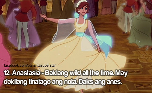 Disney Baklang Princess 9