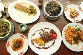 Eat Street: Sprout, Sabao, and Bait's at Salcedo Village