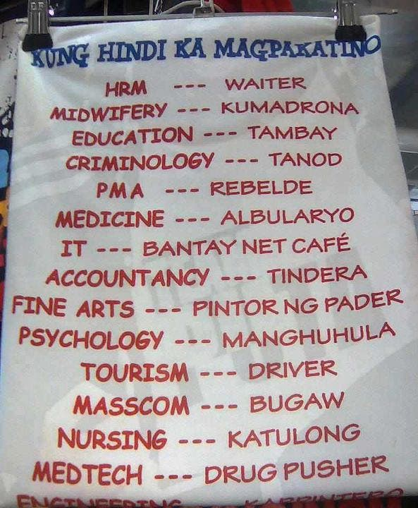 Only in the Philippines: Funny Filipino Signs and ...