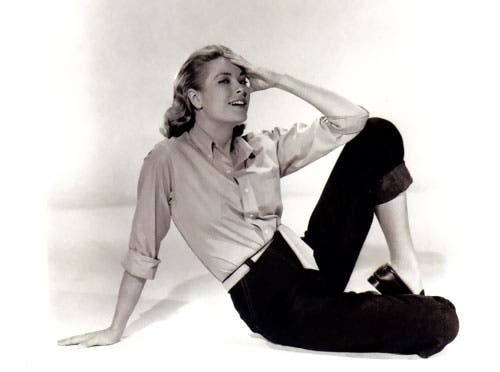 Grace Kelly classic style icon