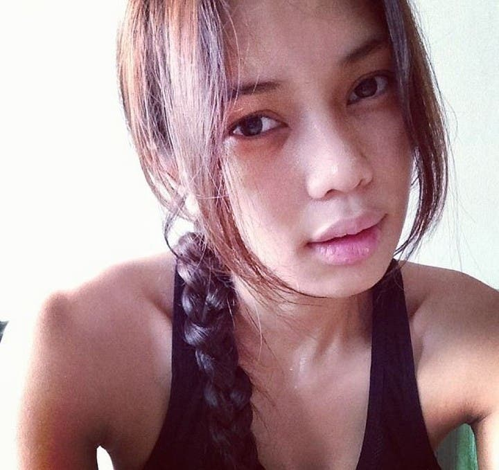 Is She the Prettiest Filipina Bodybuilder 11
